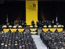 University College Undergraduate Commencement Ceremony
